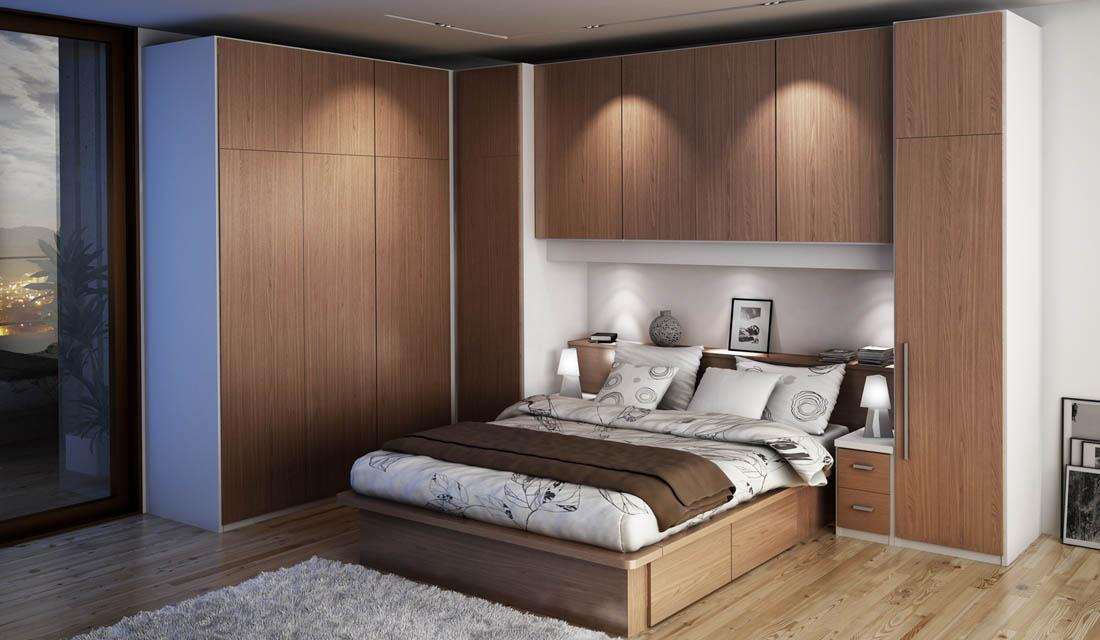 Muebles residenciales disema honduras for Dormitorio puente matrimonio